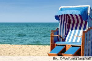 Strandkorb Sonnenschutz frieren schwitzen