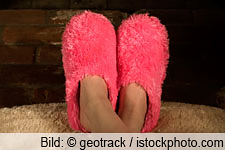 öfters kalte füße